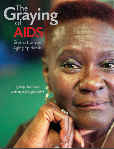 Graying of AIDS