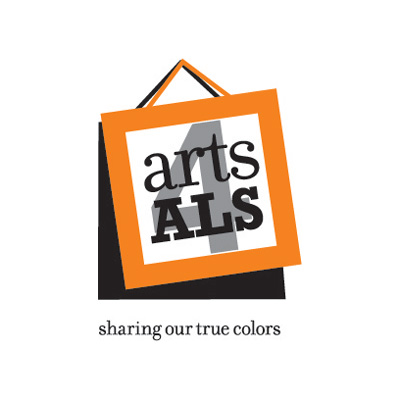 Les Turner ALS Foundation Art Auction logo