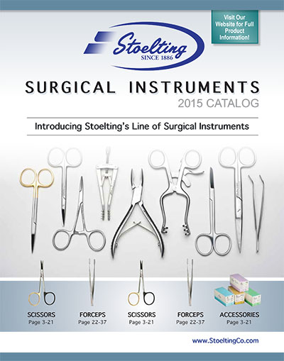 Stoelting Surgical Instruments Catalog