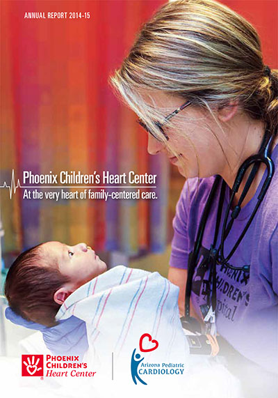 Phoenix Children's Hospital 2015 Annual Report
